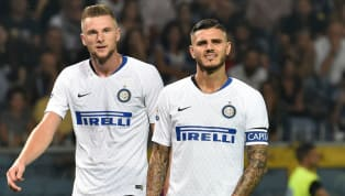 Inter Milanberada di pusaran transfer pada bursa transfer musim dingin ini. Dua pemain andalan klub, Mauro Icardi dan Milan Skriniar, diburu klub-klub top...
