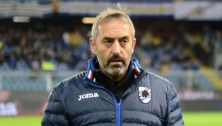 """Sampdoria, Giampaolo: """"Partita dura. Lazio? E' come una Ferrari un po' ingolfata, ma non saremo..."""""""