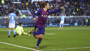 arts A dreadful Barcelona side narrowlyavoided one of their biggest ever shocks as Antoine Griezmann's strike deep into injury time handed the visitors a 2-1...