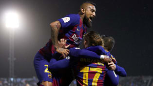 News ​Barcelona travel to Valencia in La Liga as they look to retain their place at the summit of the table. The away side come into this one off the back of a...