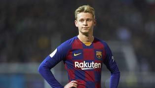 Tân binhFrenkie de Jong mới đây đã hé lộ đồng đội tốt bụng nhất tạiBarcelona. Tài năng người Hà Lan chỉ vừa mới chuyển đến Nou Camp trong Hè 2019, mức phí...