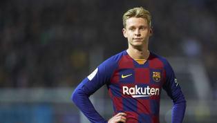 Bermain impresif bersama Ajax Amsterdam di musim 2018/19,Barcelonaakhirnya rela mengeluarkan dana sebesar 75 juta euro untuk memboyong Frenkie de Jong....