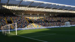 Udinese - Musso, De Maio, Ekong, Nuytinck, Larsen, Behrami, Mandragora, Fofana, D'Alessandro, Pussetto, De Paul 👥 L' #11Viola in campo ⚽...