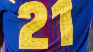Barcelona Tarihinde 21 Numaralı Formayı Terleten 8 İsim