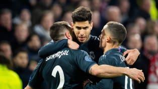 Real Madridsukses melanjutkan tren positif dan meraih kemenangan pentingsaat bertandang ke Johan Cruijff Arena, markas Ajax Amsterdam di leg pertama babak...