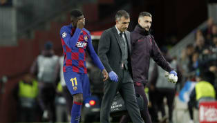 ​Ousmane Dembélé's season looks to be over after the winger suffered a relapse of his hamstring injury, tearing the muscle.  The club had put out a short...