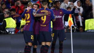 Desde la temporada 2017/2018 en la Liga de Campeones, el FC Barcelona ha anotado 34 goles. El tridente ofensivo habitual acumula la mayor parte de los goles....