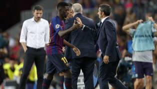 Auteur d'un début de saison canon, Ousmane Dembélé ne fait pourtant toujours pas l'unanimité auBarça. Il a même été relégué sur le banc face à Tottenham...