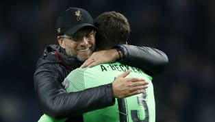 ​Liverpool goalkeeper Alisson has revealed that Jurgen Klopp asked the team to play their usual way with high intensity prior to the Reds' comeback...
