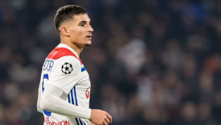 'I'd Love to Play for Him': Man City Target Houssem Aouar Expresses Admiration for Pep Guardiola