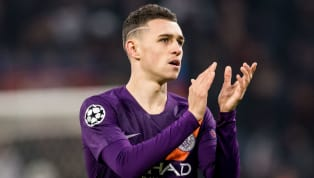 ​Manchester City have confirmed that 18-year-old midfielder Phil Foden has signed a new long-term contract, tying him to the club until 2024. One of the...