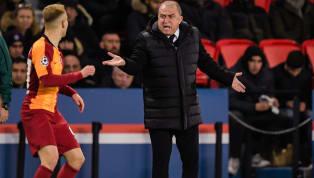 Sezonun ikinci yarısı için hazırlıklarını Antalya'da sürdüren Galatasaray'da bugün gerçekleştirilen idmanda son bölümde teknik direktör Fatih Terim, ismi...
