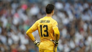 Real Madrid goalkeeper Thibaut Courtois is said to have been angered by his treatment from the club's fans during the Champions League clash with Club...