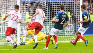 A Milli Takımımız, 1-0 geriye düştüğü maçta Fransa'yla dış sahada 1-1 berabere kalarak çok önemli bir 1 puanı hanesine yazdırdı. Bu beraberlikle ikili...
