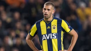 Leicester Loanee Islam Slimani Unlikely to Return to the Foxes Before the End of the Season
