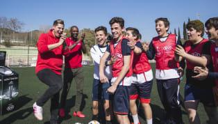 Quỹ từ thiện Vì Trẻ Em của UEFA vừa tròn 5 năm tuổi, đã có hàng triệu trẻ em nhận được sự hỗ trợ của dự án ý nghĩa này. Mục đích của quỹ từ thiện được UEFA...