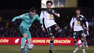 Los futbolistas del equipo de Castilla y León intercambiaron camisetas con los merengues al terminar el choque de Copa del Rey. No obstante, según recoge el...