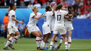 The USWNT had too much for a spirited Netherlands side in the biggest game in women's football, as goals from Megan Rapinoe and Rose Lavelle gave Jill Ellis'...