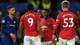 Manchester United won a hotly contested battle against Chelseaat Stamford Bridge on Monday night, asa controversial 2-0 win once again saw VAR dominated the...