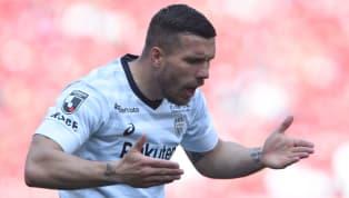 """Im Interview mitBILDsprach Lukas Podolski offen über eine Rückkehr zum1. FC Köln. Noch einmal für seinen Jugendverein aufzulaufen sei """"eine..."""
