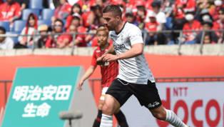 Vielleicht waren es seine letzten Tore unter japanischer Sonne. Beim letzten Liga-Spiel gegen den Absteiger Jubilo Iwata (4:1) trafLukas Podolskifür...