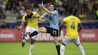 Uruguay se estaba imponiendo con mucha categoría sobre la selección ecuatoriana durante el primer partido de ambos equipos en la Copa América. Desde los...