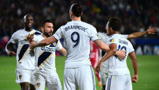 ​LA Galaxy have organised a tribute night to neighbouring basketball franchise LA Lakers, to take place next weekend. Zlatan Ibrahimovic will headline the...