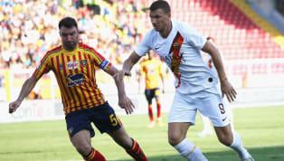 İtalya Serie A'nın 6. hafta mücadelesinde Roma, dış sahada Lecce'yi 1-0 mağlup etti. Sarı-kırmızılı ekibe galibiyeti getiren golü; 56. dakikada Edin Dzeko...