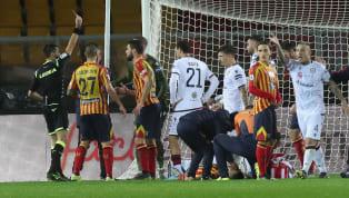 E' arrivata l'attesa decisione del Giudice Sportivodopo Lecce-Cagliari, match che ha visto l'arbitro Mariani espellere Cacciatore e poi Olsen e Lapadula per...