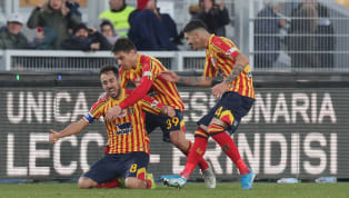 arge ​Inter faltered once more in their bid to regain the Serie A title as they were held to a 1-1 draw away at Lecce on Sunday afternoon. Despite the hosts...