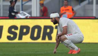 Percuté de plein fouet par Gabriel lors du match face à Lecce, Gonzalo Higuain a été transporté à l'hôpital pour passer des examens complémentaire après...