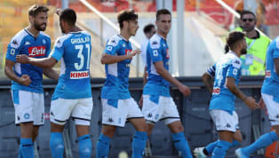 tory Napoli continued their bright start to the 2019/20 season with a resounding 4-1 win away at Lecce on Sunday, Fernando Llorente scoring twice. I Partenopei...