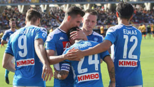 News Napoli host Cagliari in a mouthwateringfull compliment of midweek fixturesin Serie A on Wednesday night.  Carlo Ancelotti's menwill look to continue...