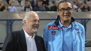 Napoli chairmanAurelio De Laurentiis has taken a swipe at the club's former manager Maurizio Sarri after he was appointed as Juventus boss. The 60-year-old...