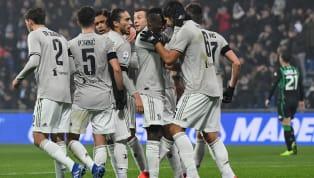 La Juventus de Turin se déplaçait à Sassuolo dans le cadre de la 23ème journée de Série A et cette rencontre était l'occasion pour les Bianconeri de...