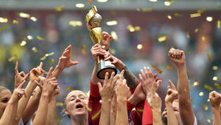 FIFA has confirmed it has received a record number of formal expressions of interest from countries looking to host the Women's World Cup in 2023, with nine...