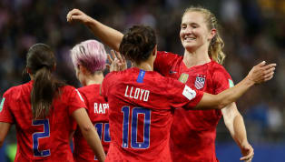 ​It's pretty hard to miss Sam Mewis. 6'0 and a commanding force in the midfield, Mewis has been a professional since 2015, taking over the National Women's...