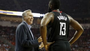 ​Somewhere, a little kid doesn't know how to spell 'defense' and it will bring a smile to the face of Mike D'Antoni. Coming up for the Houston Rockets is a...