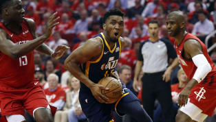 TheUtah Jazz, for the second year in a row, were bounced from the playoffs by theHouston Rockets. The 100-93 defeat in Game 5 sealed Utah's fate, ending...