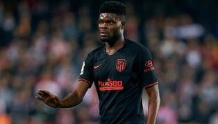 ​Arsenal are believed to be open to using striker Alexandre Lacazette as part of their bid to sign Atlético Madrid midfielder Thomas Partey this summer....