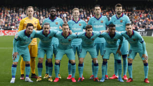 El conjunto azulgrana cayó derrotado en su visita a Mestalla en un partido que controlaron en lo que a posesión del balón se refiere. Quique Setién queda de...