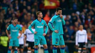 El plan de Quique Setién volvió a fallar, el tercer examen del cántabro se da por suspenso y elFC Barcelonapodría perder el liderato deLaLigadespués de...