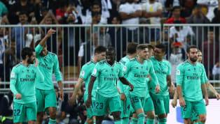 Real Madrid hạ Valencia ở bán kết SiêuCup Tây Ban Nha với tỉ số 3-1 rạng sáng 9.1. Real Madridvào chung kết Siêu Cup sau chiến thắng tưng bừng 3-1 trước...