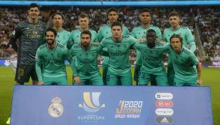 El Real Madrid derrotó al Valencia en la primera semifinal de la Supercopa de España y el domingo se enfrentará al Atlético de Madrid. Veamos el posible once...
