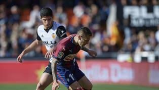 SD Eibar-Valencia | Alineaciones confirmadas