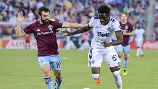 El joven canadiense,Alphonso Davies, recientemente se convirtió en jugador del club alemán Bayern Munich, pero continúa mostrando su calidad en laMLS....
