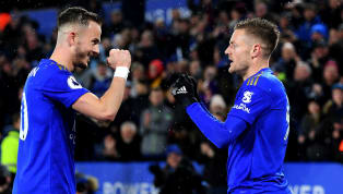 lans Jamie Vardy ended his goal drought in style as he bagged a brace off the bench as Leicester City thrashed Aston Villa 4-0 at home in the Premier League on...