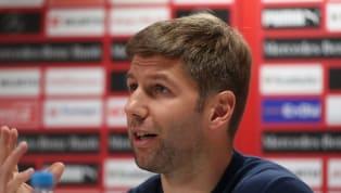DerVfB Stuttgartpräsentierte nur wenige Stunden nach der Bekanntgabe der Entlassung von SportvorstandMichael ReschkemitThomas Hitzlspergereinen...