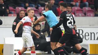 Die Lage in Stuttgart ist bedrohlich - bei Santiago Ascacibar wurde das bei der Pleite gegen Leverkusen besonders deutlich: Nach seiner Spuck-Attacke gegen...