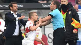 Hart aber fair?Santiago Ascacibarwurde für seine Spuck-Attacke am vergangenen Samstag gegen Leverkusens Kai Havertz für sechs Wochen gesperrt. Die...